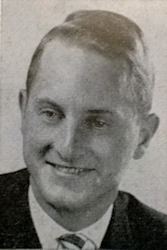 Bundesvorsitzender 1964 - Horst Pawlitzek