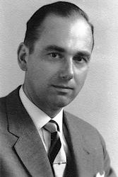 Bundesvorsitzender 1965 - Dr. Heinz Werner Ott