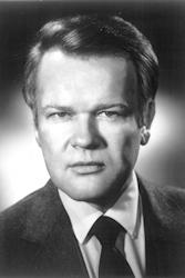 Bundesvorsitzender 1977 - Wolfgang Krengel