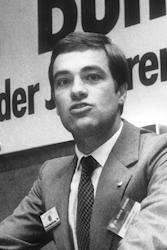 Bundesvorsitzender 1979 - Dr. Günter Baumann