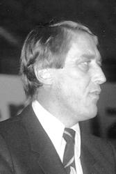 Bundesvorsitzender 1980 - Arwed Loseke